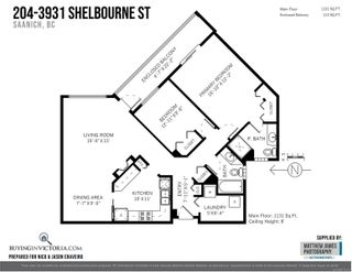 Photo 24: 204 3931 Shelbourne St in : SE Mt Tolmie Condo for sale (Saanich East)  : MLS®# 871431