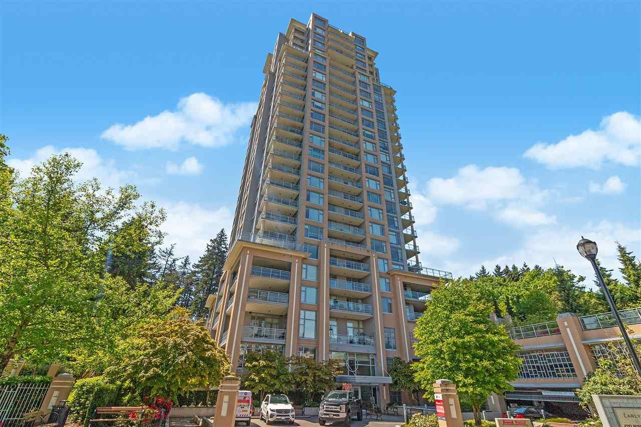 """Main Photo: 701 280 ROSS Drive in New Westminster: Fraserview NW Condo for sale in """"THE CARLYLE"""" : MLS®# R2590927"""