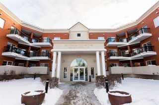 Photo 1: 201 260 Sturgeon Road: St. Albert Condo for sale : MLS®# E4225100