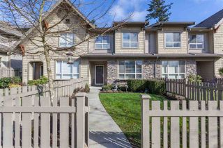 """Photo 1: 23 2738 158 Street in Surrey: Grandview Surrey Townhouse for sale in """"Cathedral Grove"""" (South Surrey White Rock)  : MLS®# R2151178"""