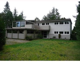 """Photo 1: 5385 8A Avenue in Tsawwassen: Tsawwassen Central House for sale in """"TSAWWASSEN HEIGHTS"""" : MLS®# V812360"""