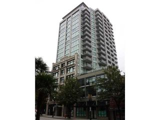 "Main Photo: 1212 668 COLUMBIA Street in New Westminster: Quay Condo for sale in ""TRAPP & HOLBROOK"" : MLS®# V1136524"