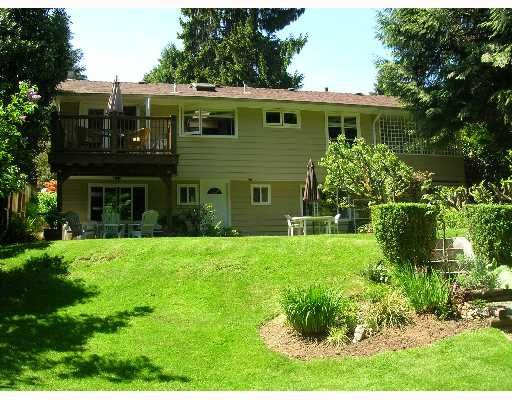 Photo 8: Photos: 4724 PHEASANT Place in North_Vancouver: Canyon Heights NV House for sale (North Vancouver)  : MLS®# V649991