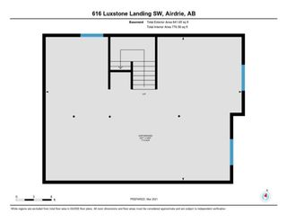 Photo 39: 616 Luxstone Landing SW: Airdrie Detached for sale : MLS®# A1075544