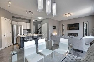 Photo 6: 3 ROBERGE Close: St. Albert House Half Duplex for sale : MLS®# E4241918