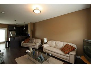 Photo 7: 245 RANCH RIDGE Meadows: Strathmore Townhouse for sale : MLS®# C3615774
