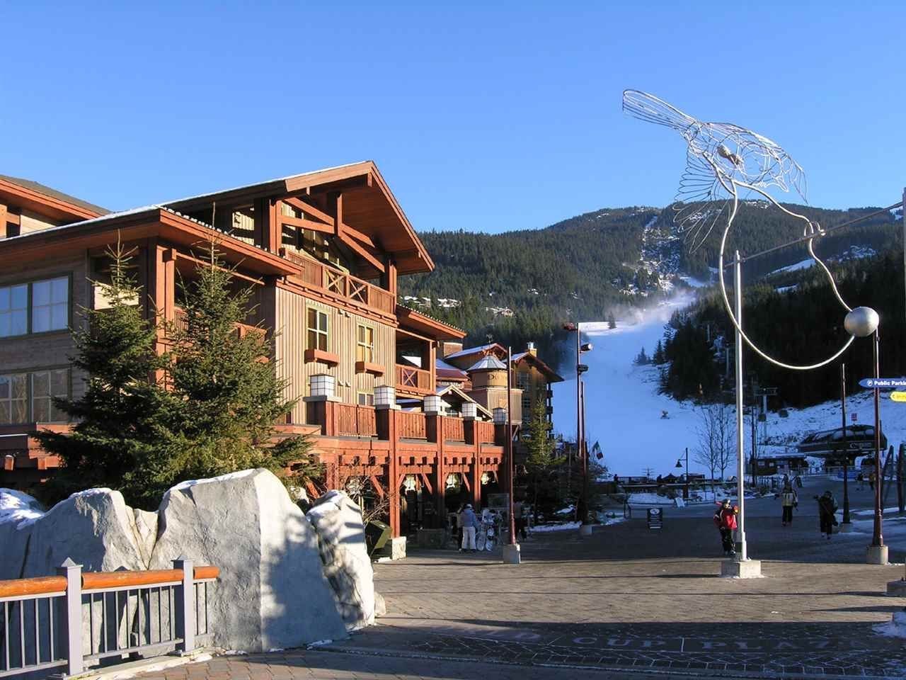 """Main Photo: 525A 2036 LONDON Lane in Whistler: Whistler Creek Condo for sale in """"LEGENDS"""" : MLS®# R2510461"""