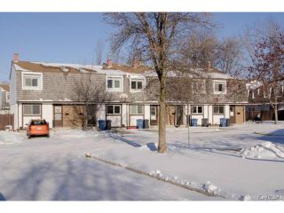 Photo 1: 1024 Buchanan Boulevard in WINNIPEG: Westwood / Crestview Condominium for sale (West Winnipeg)  : MLS®# 1320553
