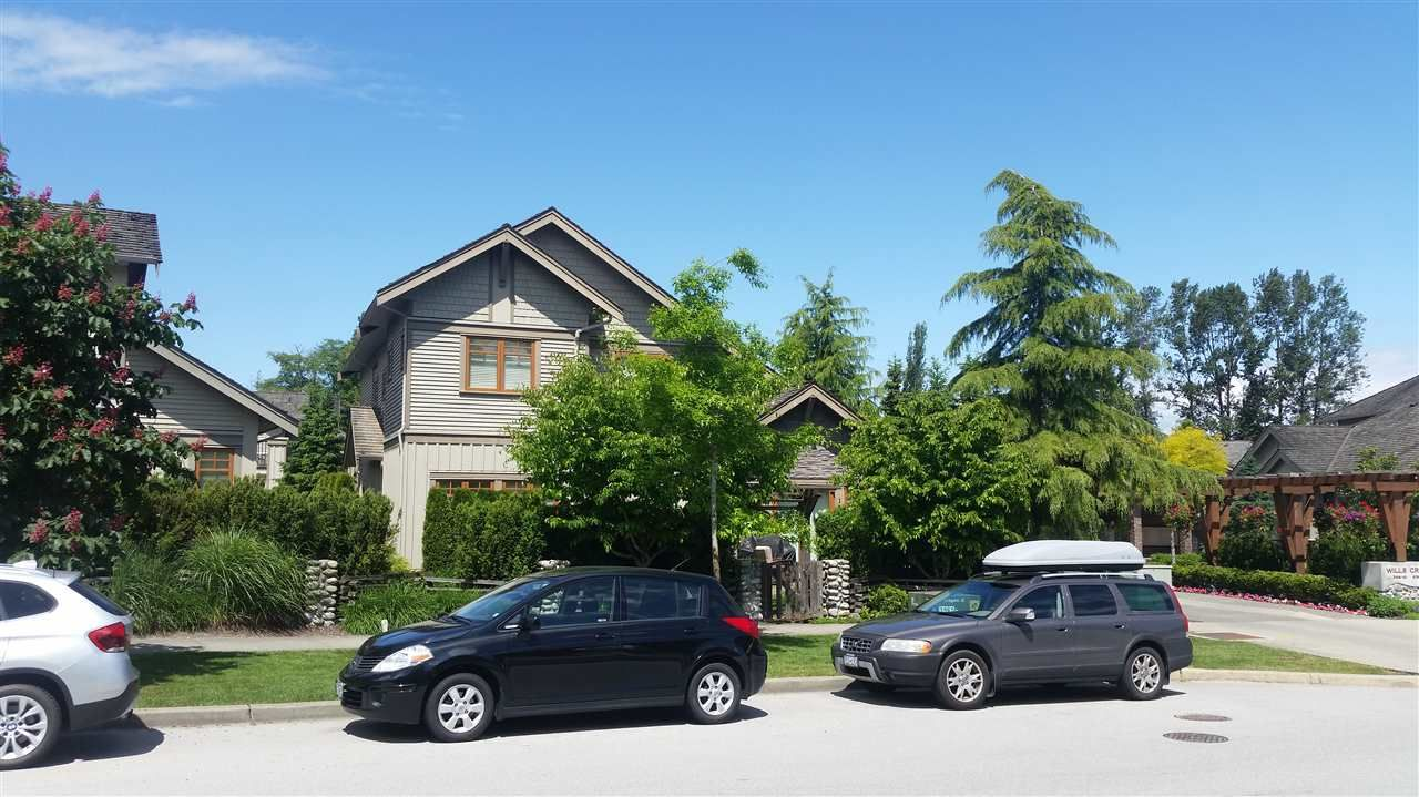 """Main Photo: 1 3109 161 Street in Surrey: Grandview Surrey Townhouse for sale in """"WILLS CREEK"""" (South Surrey White Rock)  : MLS®# R2174484"""
