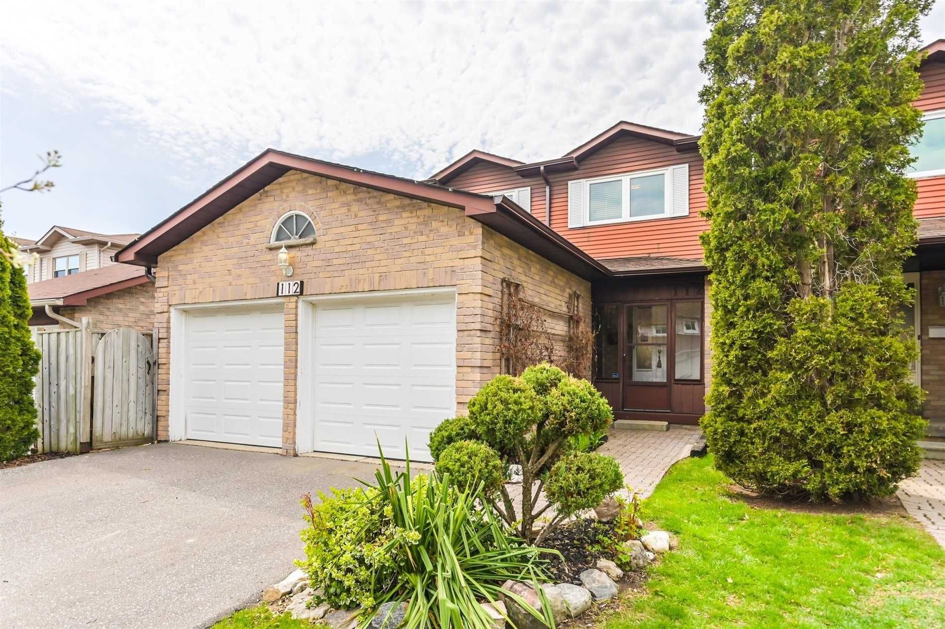 Main Photo: 112 Ribblesdale Drive in Whitby: Pringle Creek House (2-Storey) for sale : MLS®# E5222061