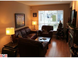 """Photo 4: 23 6513 200TH Street in Langley: Willoughby Heights Townhouse for sale in """"LOGIN CREEK"""" : MLS®# F1129284"""