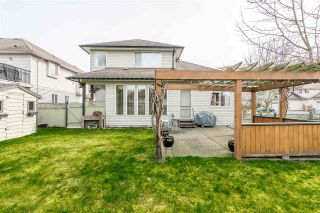 """Photo 36: 2837 BOXCAR Street in Abbotsford: Aberdeen House for sale in """"West Abby Station"""" : MLS®# R2448925"""