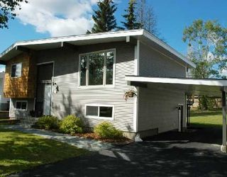 """Photo 1: 401 PATTERSON Street in Prince_George: Quinson House for sale in """"QUINSON"""" (PG City West (Zone 71))  : MLS®# N177493"""