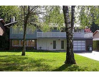 Photo 1: 4360 NOTTINGHAM RD in North Vancouver: Lynn Valley House for sale : MLS®# V554110