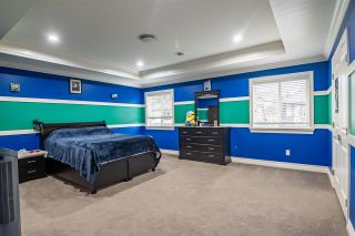 Photo 22: 12874 CARLUKE Crescent in Surrey: Queen Mary Park Surrey House for sale : MLS®# R2553673
