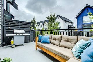 """Photo 14: 37 2325 RANGER Lane in Port Coquitlam: Riverwood Townhouse for sale in """"Freemont Blue"""" : MLS®# R2271071"""