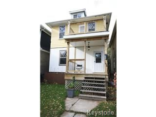 Main Photo: 140 Evanson Street in Winnipeg: Residential for sale (Wolseley)  : MLS®# 1505530
