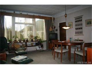 Photo 3:  in VICTORIA: Vi Fernwood House for sale (Victoria)  : MLS®# 450668