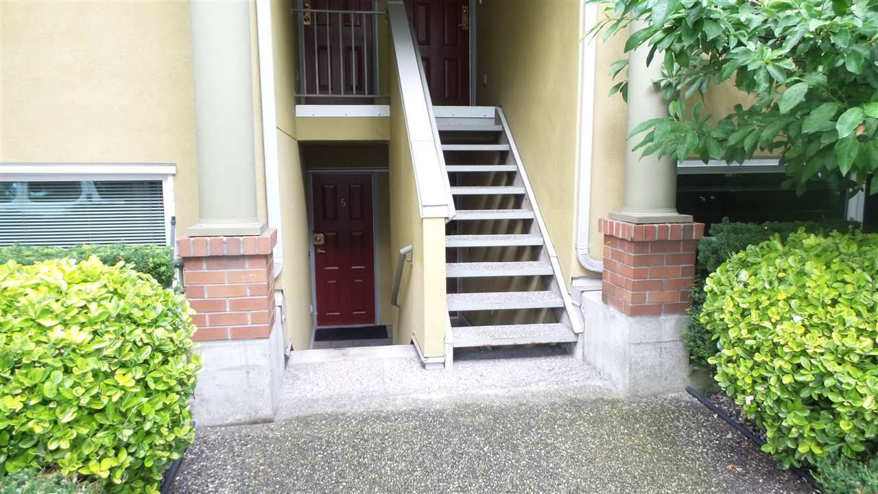Main Photo: 6 795 W 8TH AVENUE in Vancouver: Fairview VW Townhouse for sale (Vancouver West)  : MLS®# R2105268