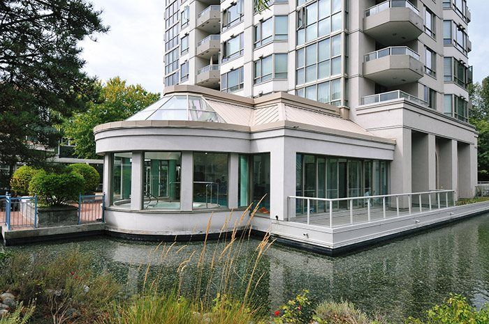 """Main Photo: 702 3070 GUILDFORD Way in Coquitlam: North Coquitlam Condo for sale in """"LAKESIDE TERRACE"""" : MLS®# R2103650"""