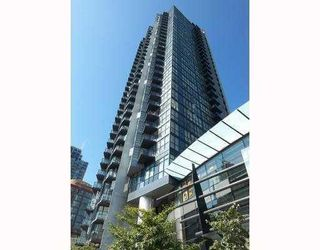 """Photo 1: 508 1199 SEYMOUR Street in Vancouver: Downtown VW Condo for sale in """"BRAVA"""" (Vancouver West)  : MLS®# V748495"""