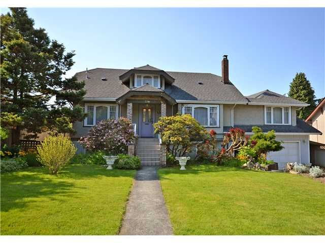 Main Photo: 528 E 52ND Avenue in Vancouver: South Vancouver House for sale (Vancouver East)  : MLS®# V951342