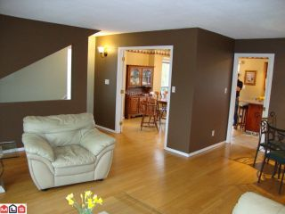 Photo 2: 50 31255 UPPER MACLURE Road in Abbotsford: Abbotsford West Townhouse for sale : MLS®# F1208249