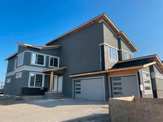 Photo 1: 3126 Kostash Green in Edmonton: Zone 56 House for sale : MLS®# E4259725