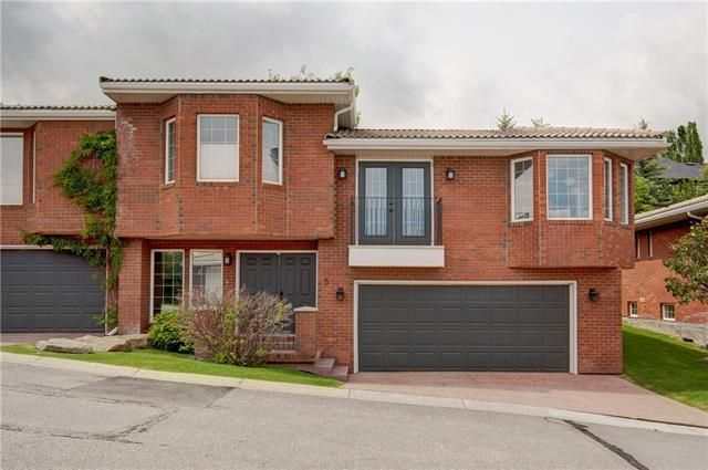 Main Photo: 5 PROMINENCE Path SW in Calgary: Patterson Semi Detached for sale : MLS®# A1061630
