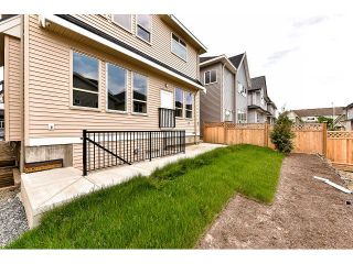 Photo 20: 20955 80A Avenue in Langley: Willoughby Heights House for sale : MLS®# F1438496