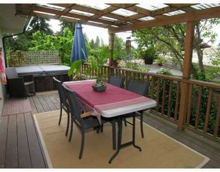 Photo 9: 574 W ST JAMES Road in North_Vancouver: Delbrook House for sale (North Vancouver)  : MLS®# V753119
