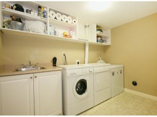 """Photo 15: 6 15168 66A Avenue in Surrey: East Newton Townhouse for sale in """"Porter's Cove"""" : MLS®# F1428816"""