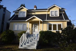 Main Photo: 1405 Kings Avenue in West Vancouver: Ambleside House for rent