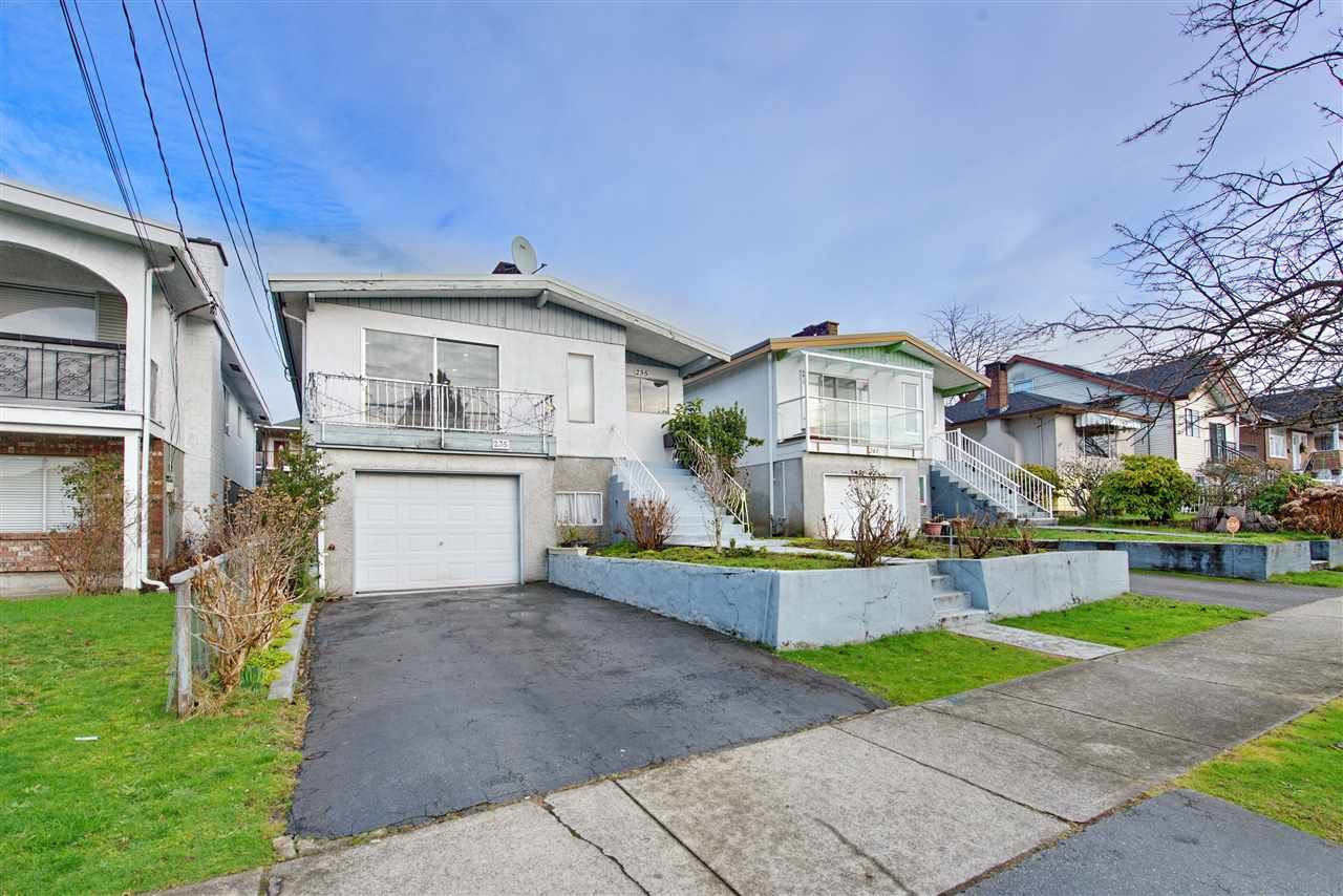 Main Photo: 235 E 62ND Avenue in Vancouver: South Vancouver House for sale (Vancouver East)  : MLS®# R2433374