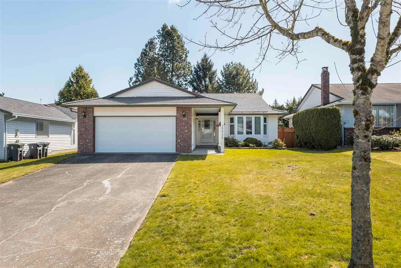 Main Photo: 15522 19 Avenue in Surrey: King George Corridor House for sale (South Surrey White Rock)  : MLS®# R2564132