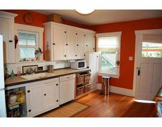 """Photo 5: 3879 TUPPER Street in Vancouver: Cambie House for sale in """"DOUGLAS PARK"""" (Vancouver West)  : MLS®# V668860"""
