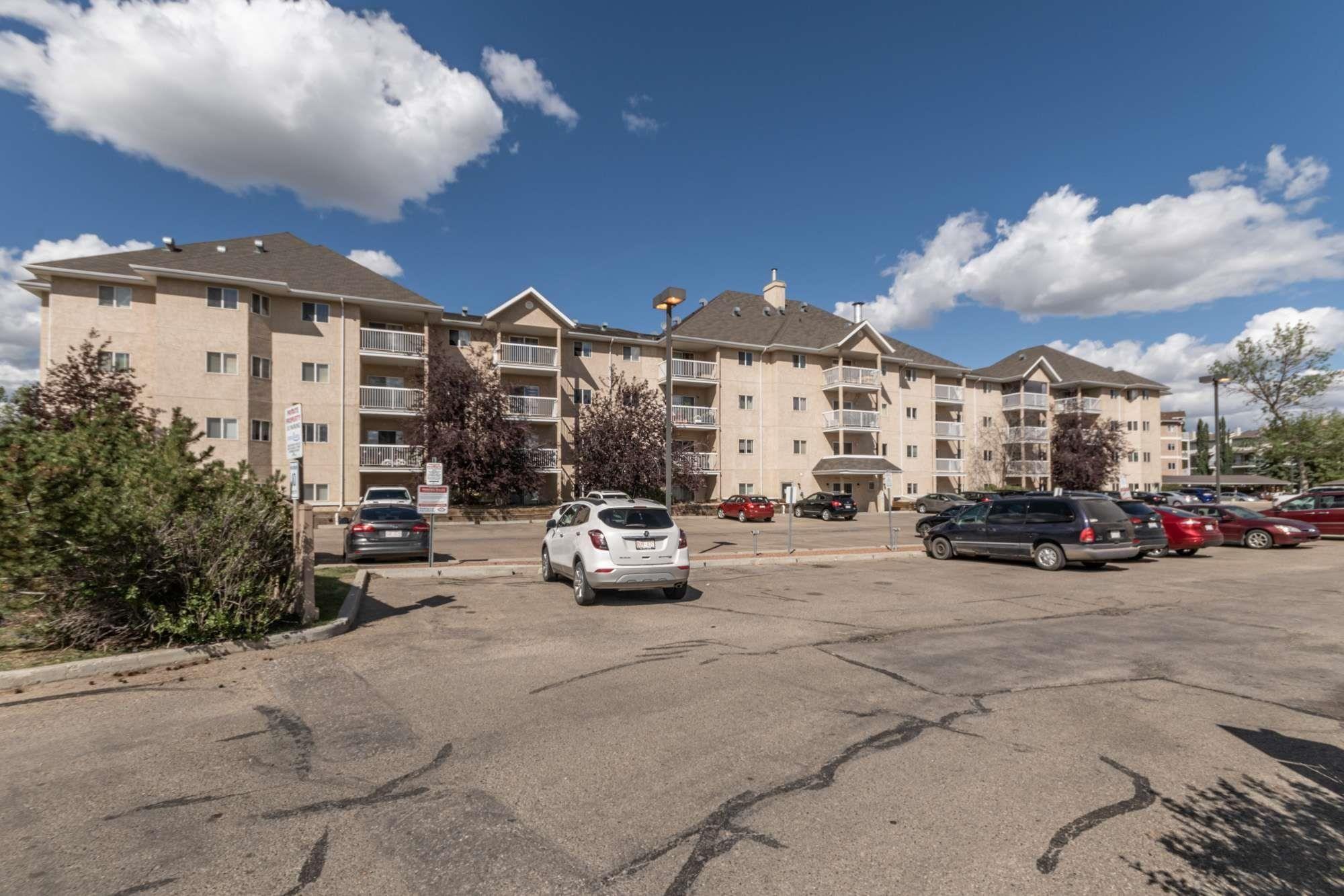 Main Photo: 334 4210 139 Avenue in Edmonton: Zone 35 Condo for sale : MLS®# E4261806