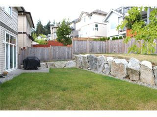 "Photo 19: 1319 SOBALL Street in Coquitlam: Burke Mountain House for sale in ""BURKE MOUNTAIN HEIGHTS"" : MLS®# V1024016"