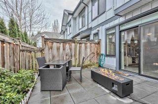 """Photo 5: 5 5048 SAVILE Row in Burnaby: Burnaby Lake Townhouse for sale in """"SAVILLE ROW"""" (Burnaby South)  : MLS®# R2521057"""