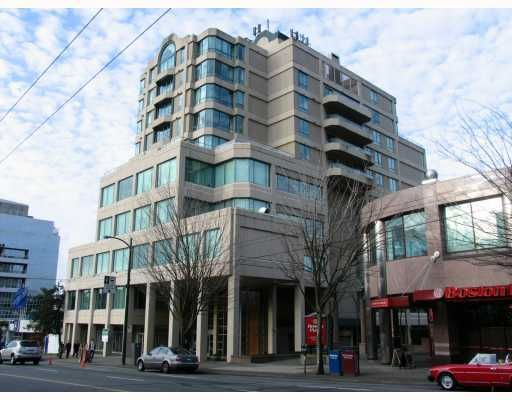 """Main Photo: 705 1355 W BROADWAY BB in Vancouver: Fairview VW Condo for sale in """"THE BROADWAY"""" (Vancouver West)  : MLS®# V761495"""