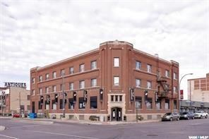 Main Photo: 101 1170 Broad Street in Regina: Warehouse District Commercial for lease : MLS®# SK870088