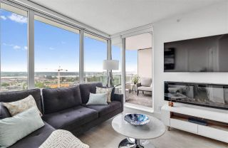 """Photo 2: 2104 680 SEYLYNN Crescent in North Vancouver: Lynnmour Condo for sale in """"Compass"""" : MLS®# R2564502"""