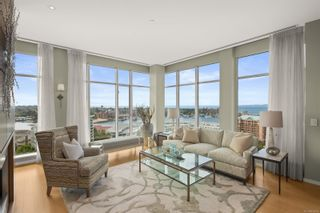 Photo 6: 1006/1007 100 Saghalie Rd in Victoria: VW Songhees Condo for sale (Victoria West)  : MLS®# 887098