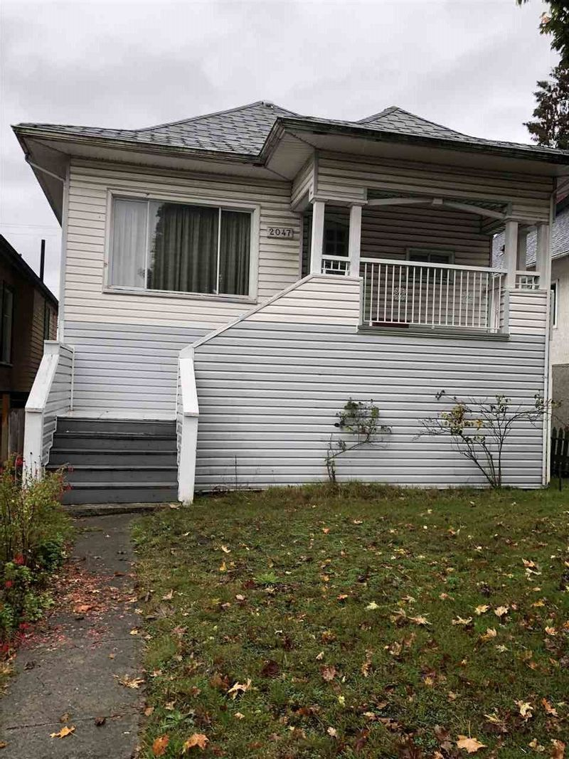 FEATURED LISTING: 2047 33RD Avenue East Vancouver