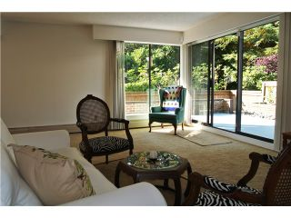 """Photo 2: 110 6669 TELFORD Avenue in Burnaby: Metrotown Condo for sale in """"FIRCREST"""" (Burnaby South)  : MLS®# V966561"""