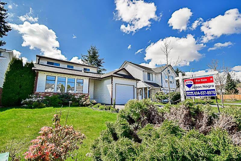 Main Photo: 15526 91 Avenue in Surrey: Fleetwood Tynehead House for sale : MLS®# R2158608