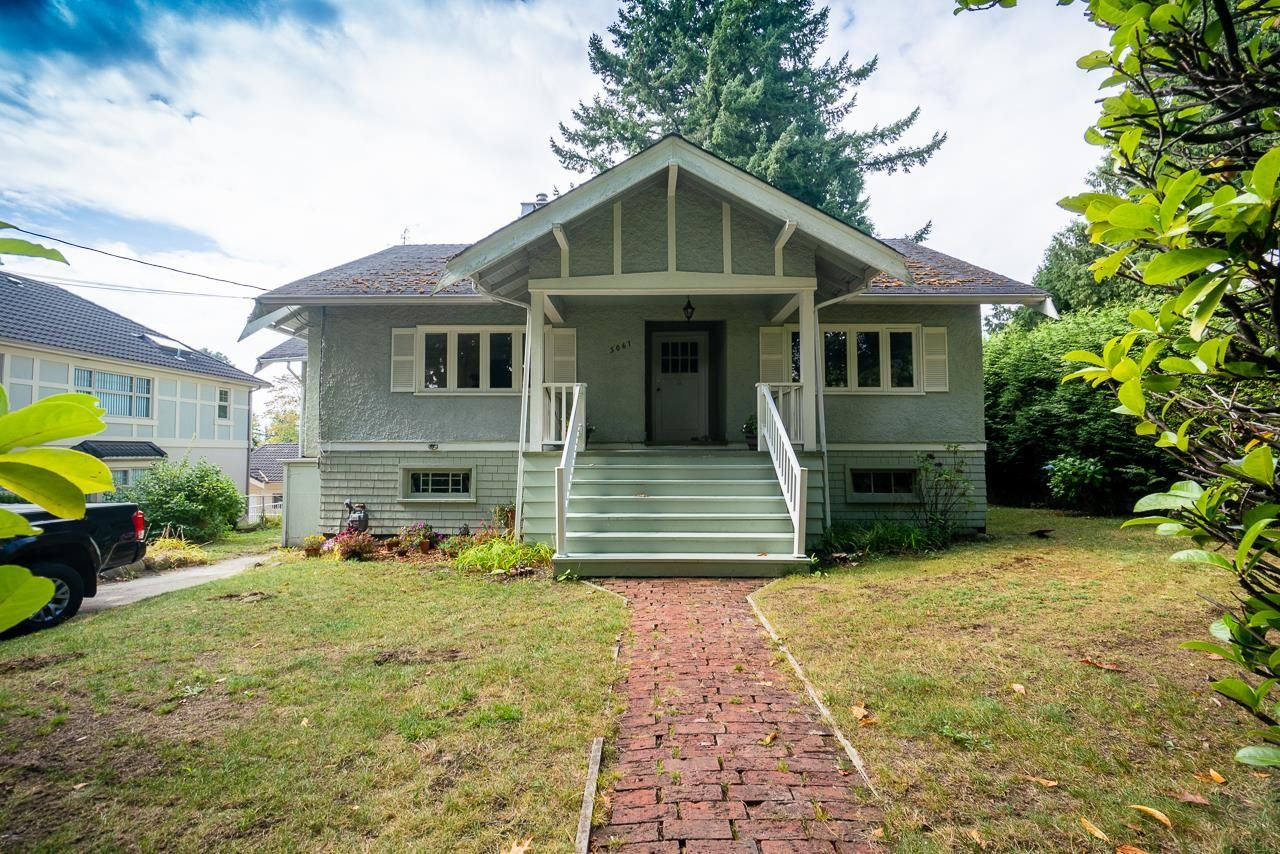 Main Photo: 5061 BLENHEIM Street in Vancouver: Dunbar House for sale (Vancouver West)  : MLS®# R2617584