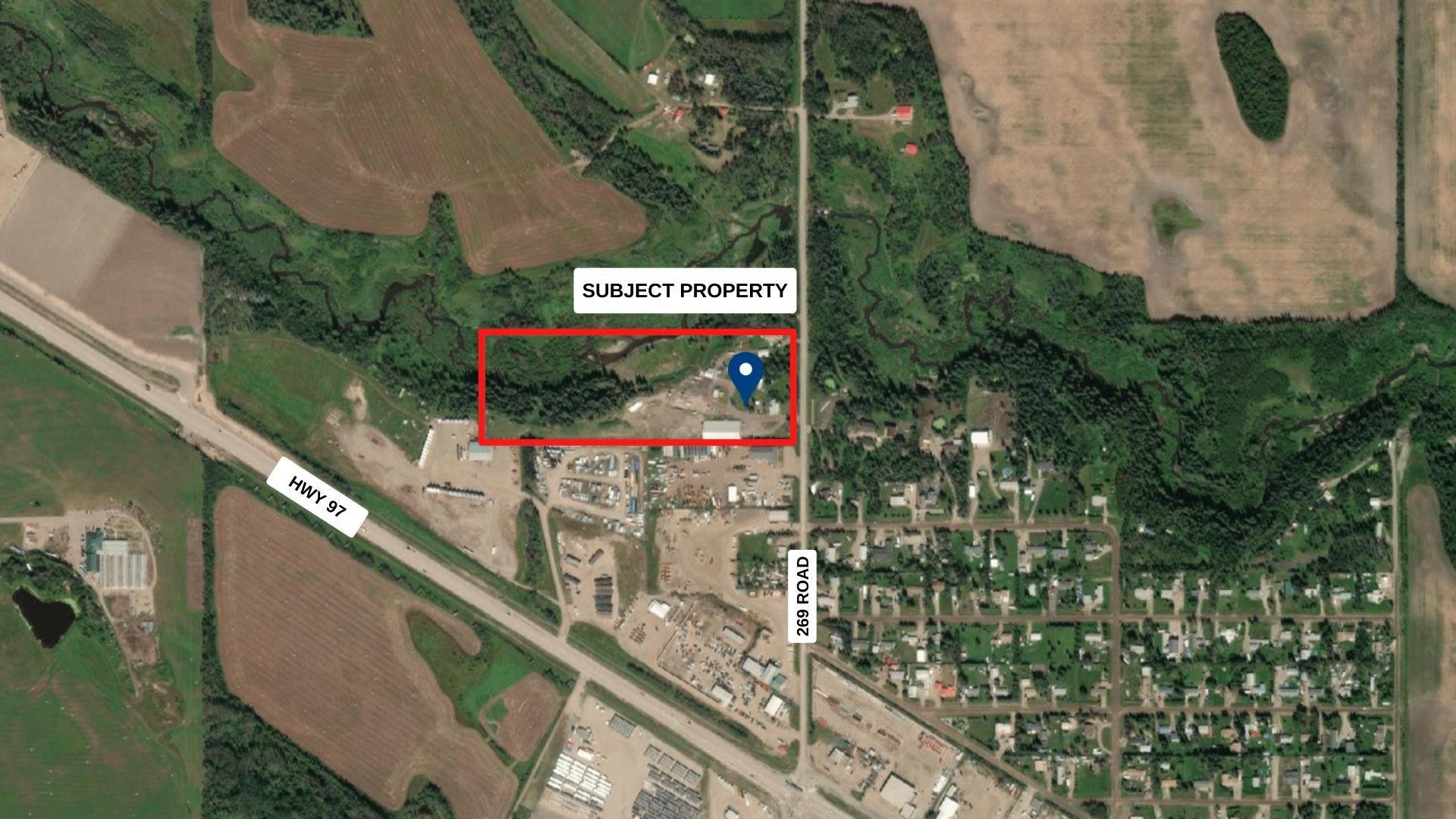 Main Photo: 11399 269 Road in Fort St. John: Fort St. John - Rural W 100th Industrial for sale (Fort St. John (Zone 60))  : MLS®# C8039009