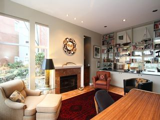 """Photo 6: 1596 ISLAND PARK Walk in Vancouver: False Creek Townhouse for sale in """"THE LAGOONS"""" (Vancouver West)  : MLS®# V922558"""