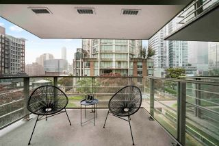 """Photo 14: 710 535 SMITHE Street in Vancouver: Downtown VW Condo for sale in """"DOLCE"""" (Vancouver West)  : MLS®# R2592520"""